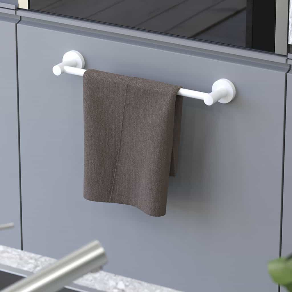 Kitchen towel rail 1r