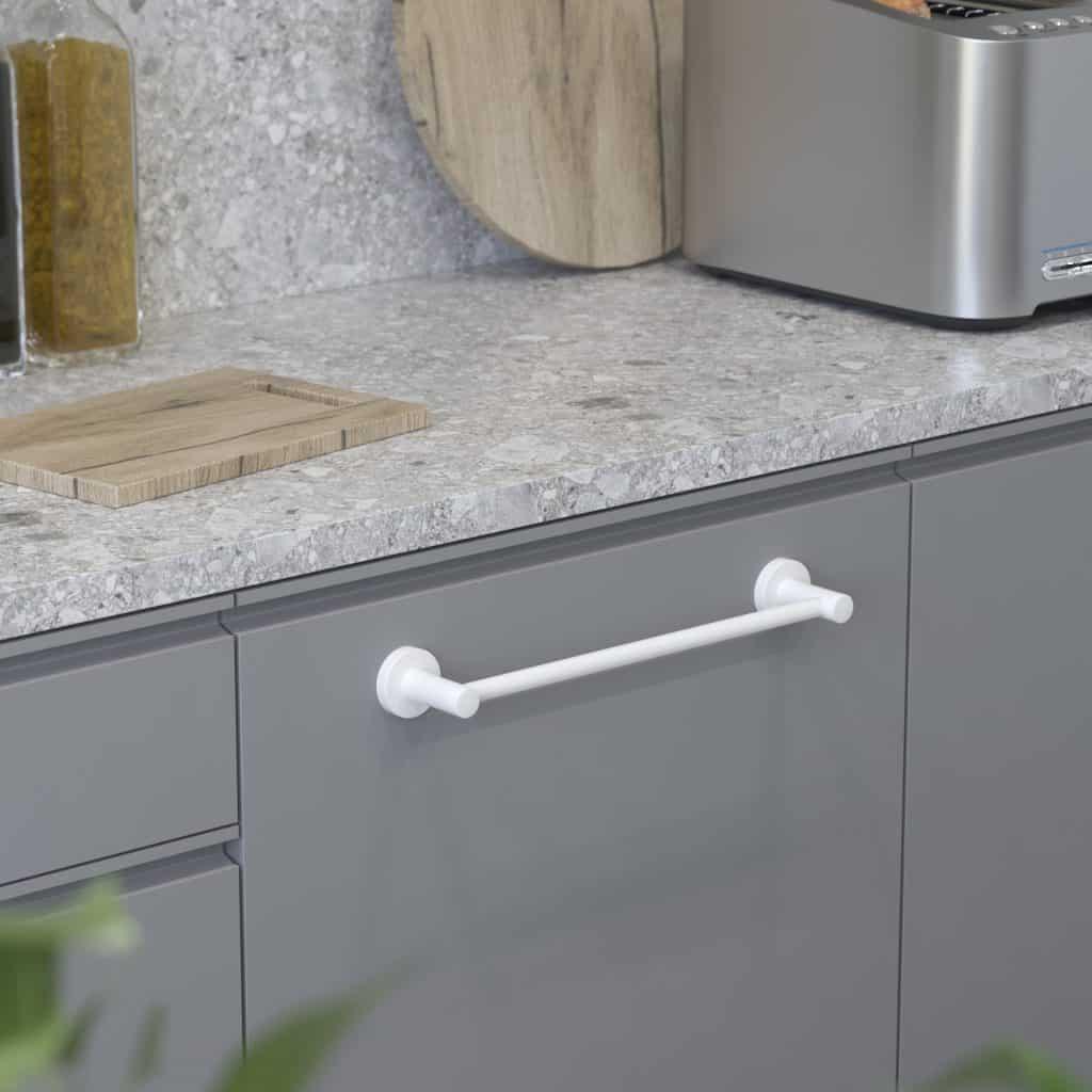 Kitchen towel rail 3r